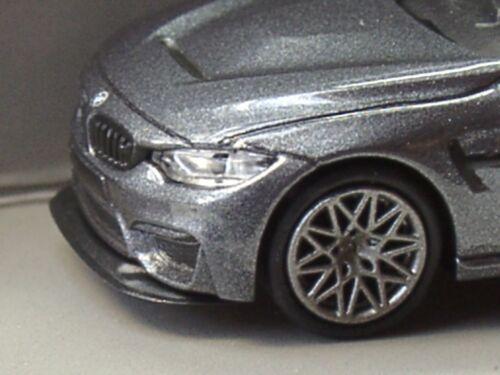 870 027104-1:87 cerchi grigia Minichamps BMW m4 GTS 2016 grigio metallizzato