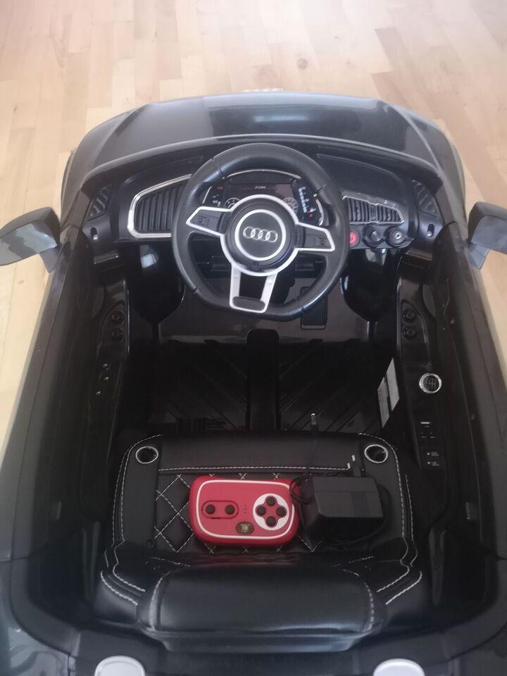 Elektrisk bil, Audi R8