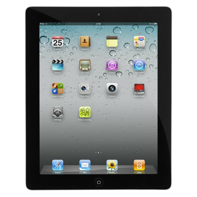 "Apple iPad 2 16 Go Wi-Fi 9.7"" remis à neuf"