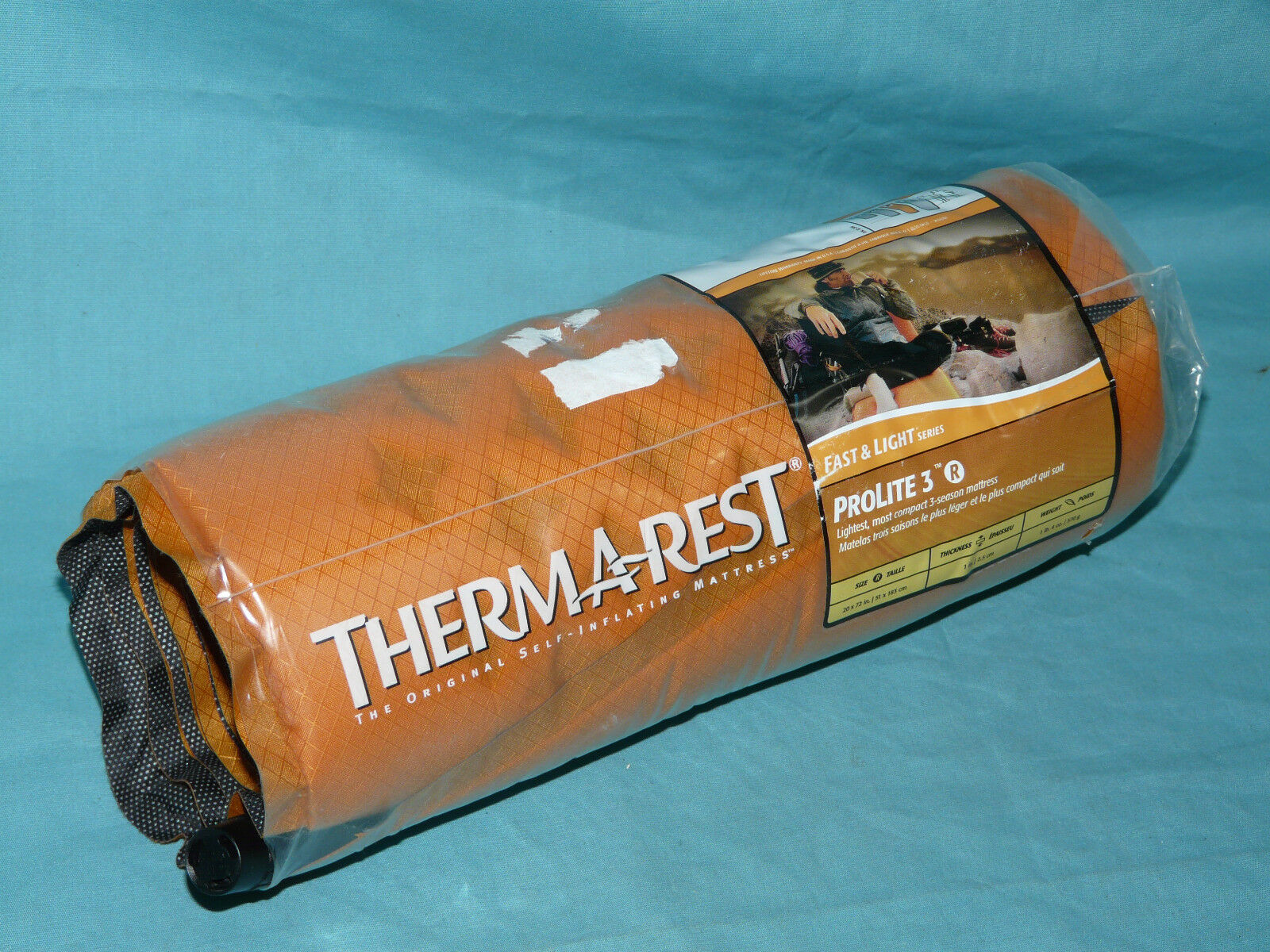 Cascade Designs THERMAREST ProLite 3 Self-Inflating Camping  Sleeping Pad NEW  ❅  online fashion shopping