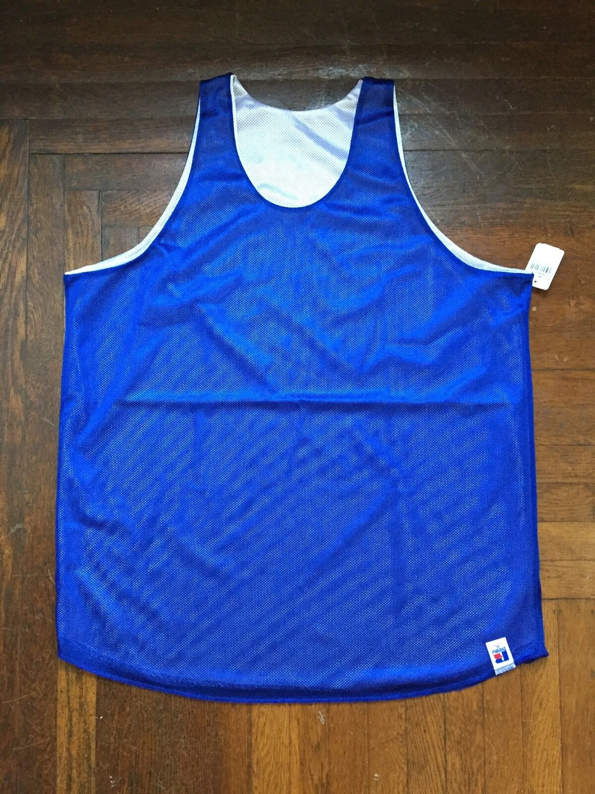 Champion Mens Athletic Tank Top  T-Shirt  NWT  Blue or White  Size   L or  XL