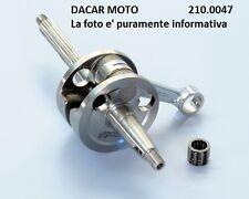210.0047 POLINI ALBERO MOTORE  PIAGGIO QUARTZ - SFERA 50 - SFERA 50 RESTYLING