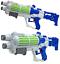 4X-Agua-Pistola-White-Star-Galaxy-Guerras-Soldado-Imperial-Bomba-Accion-Tirador miniatura 2