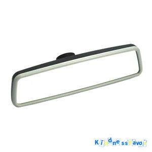 For-VW-Transporter-T5-Bora-Golf-GTI-MK4-MK5-MK6-Polo-Rear-View-Mirror-034-Grey-034