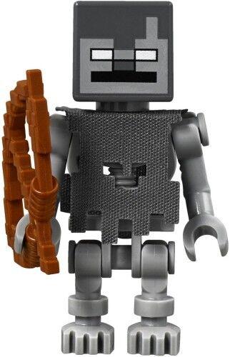 LEGO® Minecraft™ Figur Eiswanderer Stray min061 aus Set 21142 Eisiglu brandneu