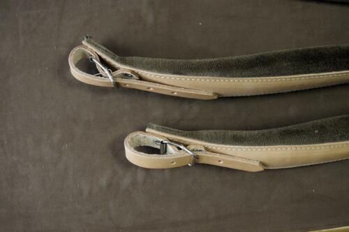 rembourrage 8 cm pour accordéon chromatique Paire de courroies bretelles cuir