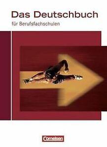 Das-Deutschbuch-fuer-Berufsfachschulen-Allgemeine-Ausga-Buch-Zustand-gut