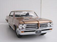 PONTIAC GTO 1964 1/18 Sun Star SunStar 1825 General Motors Gran Turismo BRONZE