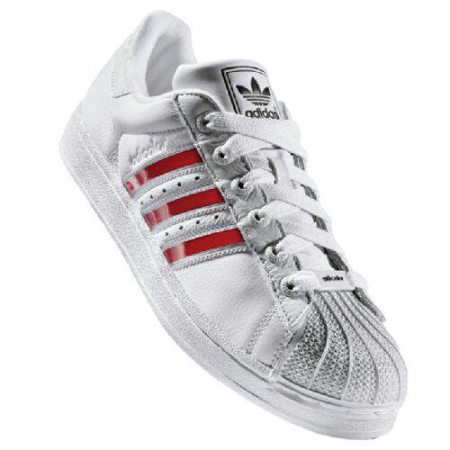 ADIDAS 012173 Superstar 2 is Sneaker Scarpe Sportive Originals strisce intercambiabili Scarpe classiche da uomo