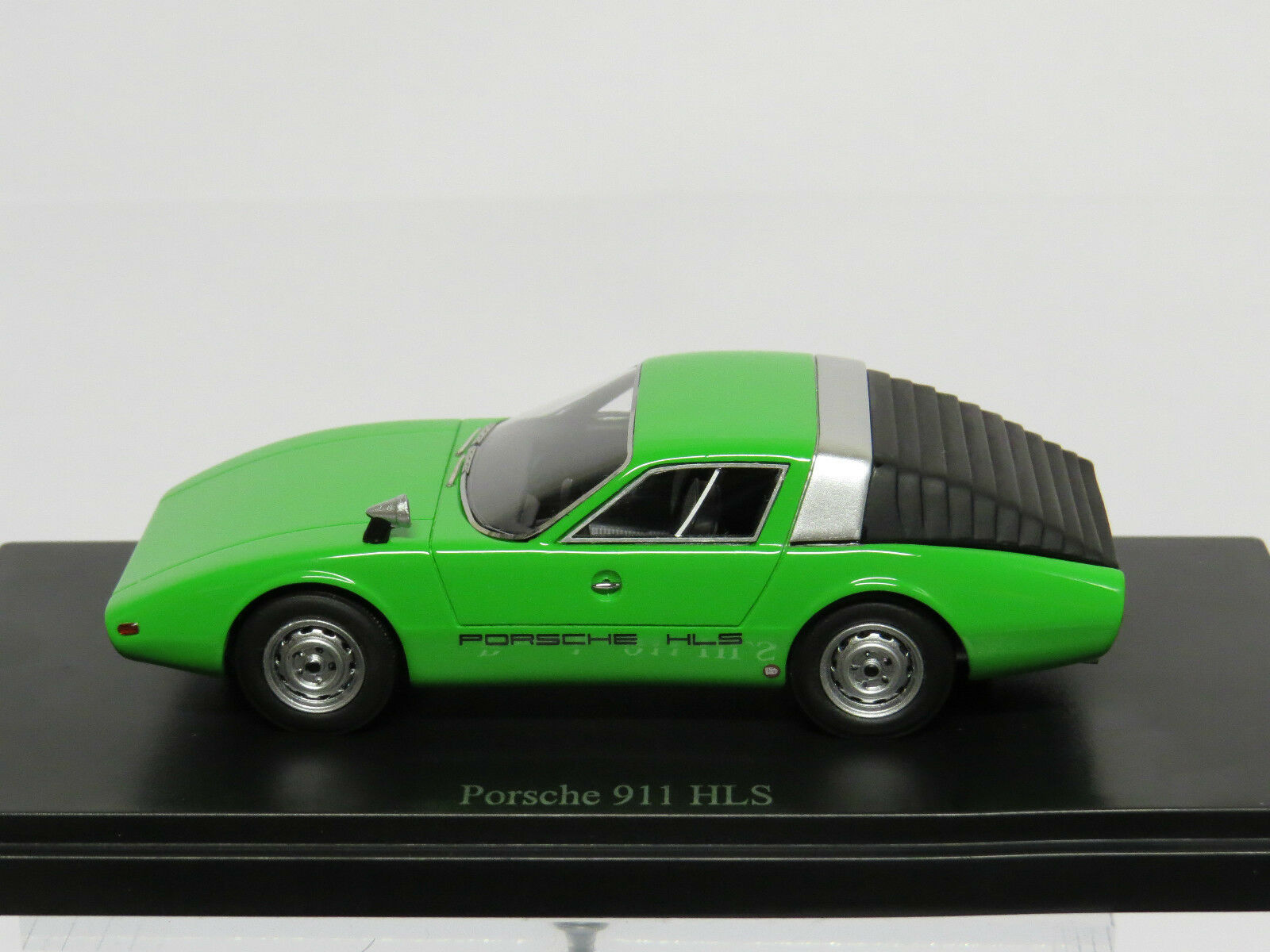 Porsche 911 HLS 1  43 lumière vert Autocult 06005 Limited edition 333 pieces  populaire