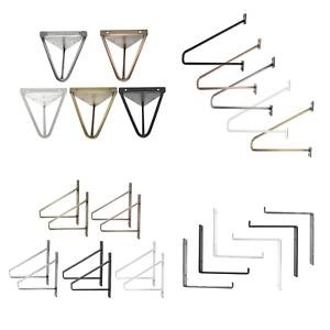 Design-Regalhalter-Regalwinkel-Regalsystem-Regalhalterung-Regaltraeger-Konsole