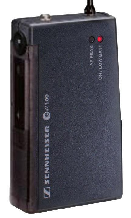 SENNHEISER EW-100 ENG WIRELESS CAMERA TRANSMITTER 'B' SK100 SK300 MICROPHONE