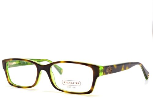 COACH 6040 5417 New Authentic EYEGLASSES 5016135 without case