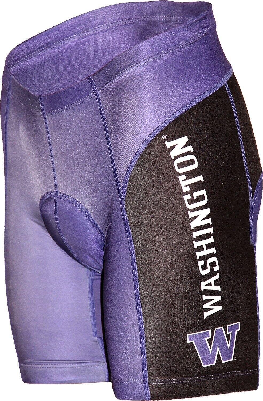 NCAA Men's Adrenaline Promotions Washington Huskies Cycling Shorts