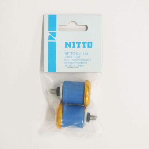 851397 NITTO EC-01 Gold Bar End Cap Inside 20-22 mm φ24