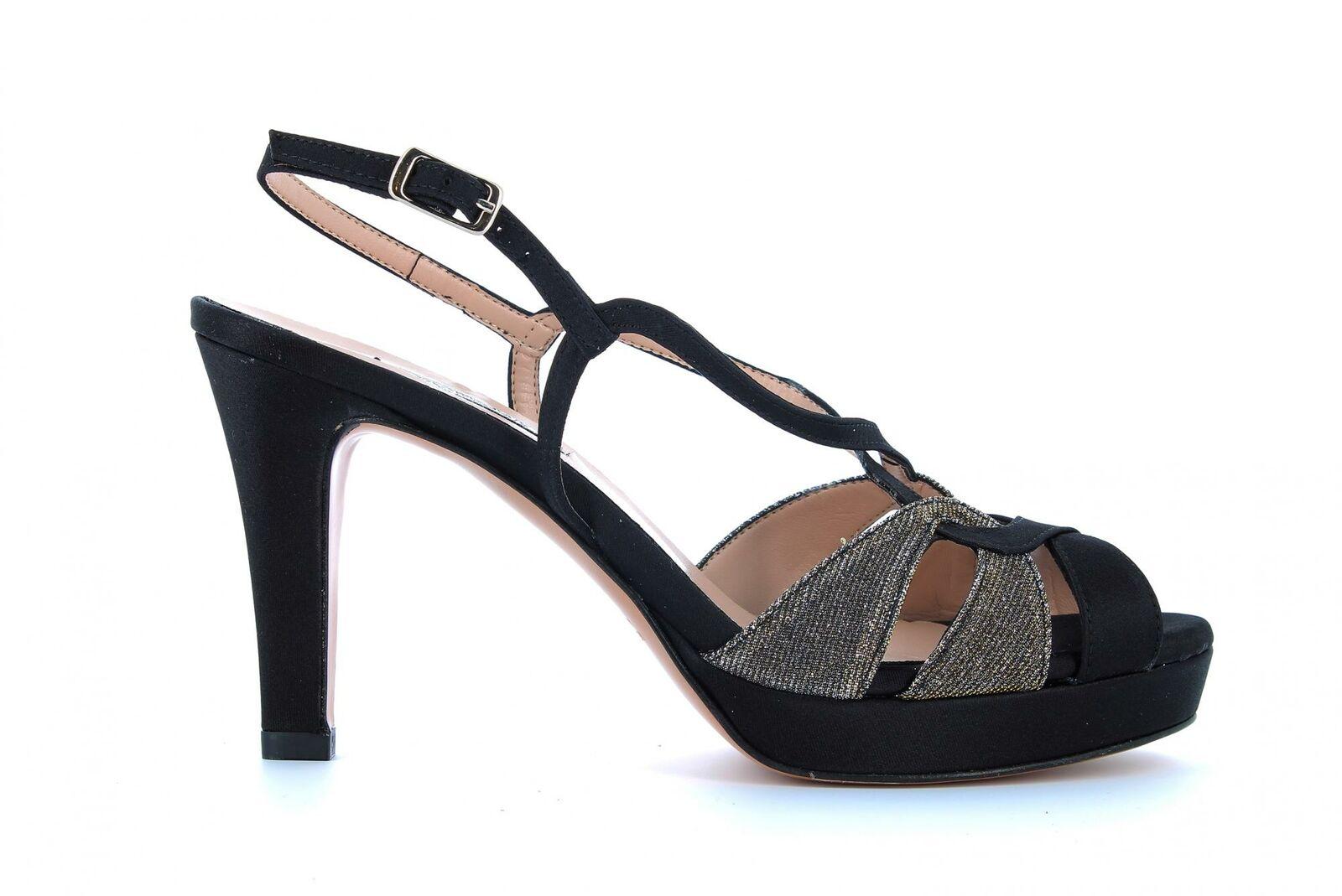 L'AMOUR P19s zapatos mujer sandalia 913 negro