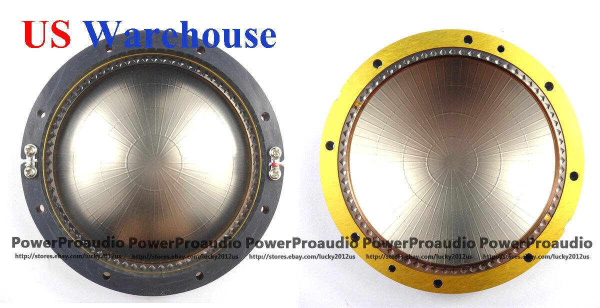 2pcs Replacement Diaphragm For JBL 2446H 2447H 2445H 2450H 2451H 2452H, 8 Ohm US