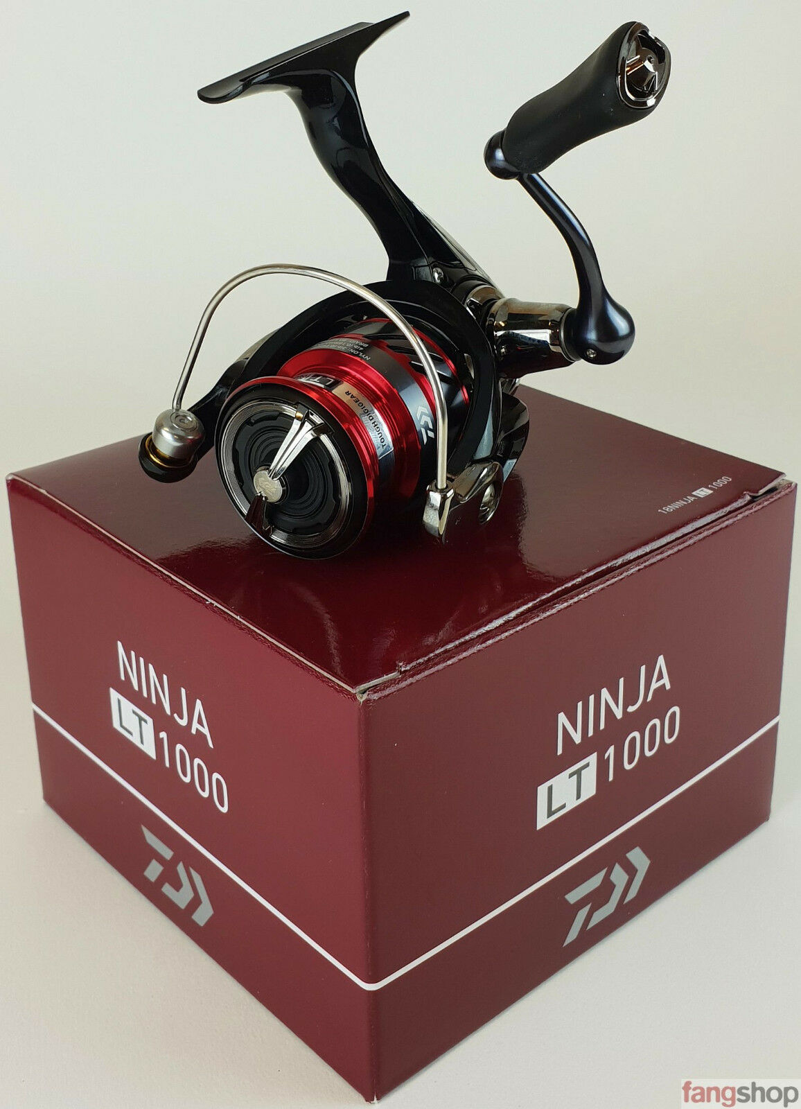 Superleichte Angelrolle Daiwa NINJA LT 1000 2000 2500 3000 3000 3000 4000 5000 6000 NEW´19 b72d4d
