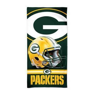 Green-Bay-Packers-NFL-Football-Strandtuch-Badetuch-Beach-Towel-Helm-Logo