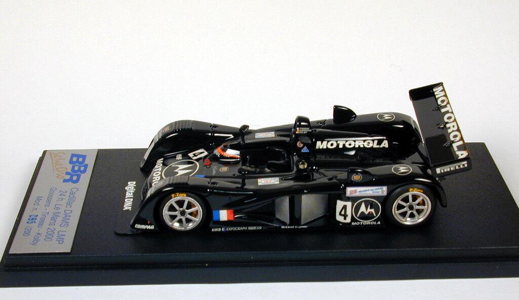 Illac Dams LMP 24 h du Mans édition limitée  85 200 BBR échelle 1 43