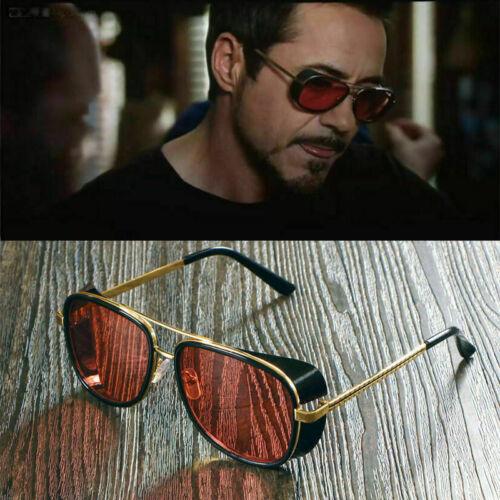 Iron Man Sunglasses color lens Robert Downey TONY STARK Personalized glasses USA