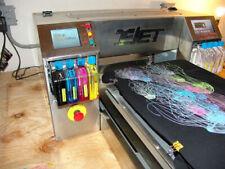 Tjet Blazer Express Direct To Garment Printer As Is 17 X 29 Print Area