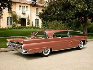 Image Is Loading 1959 Lincoln Continental Mark Iv Coupe Refrigerator Magnet