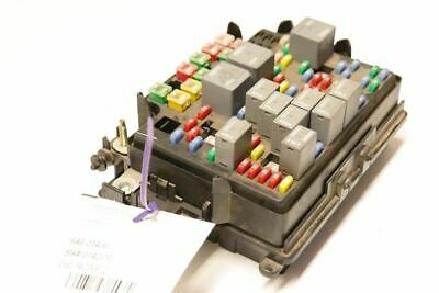 engine fuse box  fits     cadillac