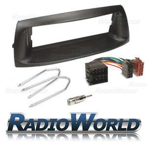FIAT-PUNTO-Stereo-Cd-Radio-Plancia-Piastra-Di-Fascia-Pannello-Surround-ISO-kit-di-montaggio