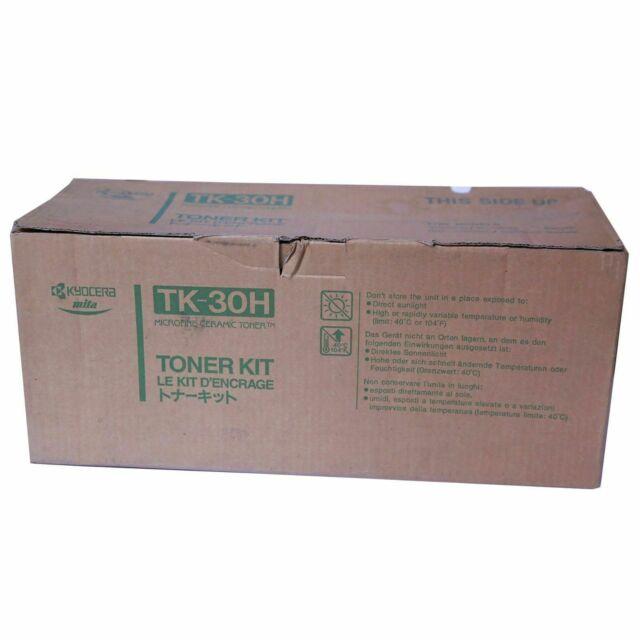 NEW Genuine Kyocera TK-30H Microfine Ceramic Toner 7000/9000 DP-2800/3600 Series