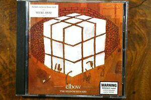 Elbow-The-Seldom-Seen-Kid-CD-VG