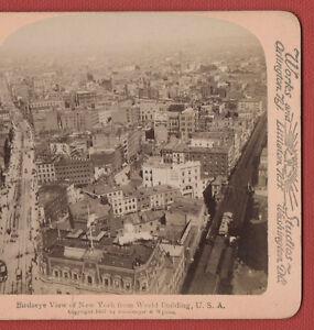 034-UNDERWOOD-034-STEREOVIEW-BIRDSEYE-VIEW-OF-NEW-YORK-FROM-WORLD-BUILDING-1897