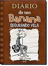 Diario de Um Banana Em Portugues do Brasil Um Romance Em Quadrinhos D