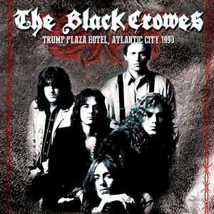 THE-BLACK-CROWES-Trump-Plaza-Hotel-Atlantic-City-1990-New-CD-factory-sealed