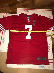 cheap for discount a397f 36550 Z1B7N1P9 NWT YOUTH Nike NFL San Francisco 49ers Colin ...