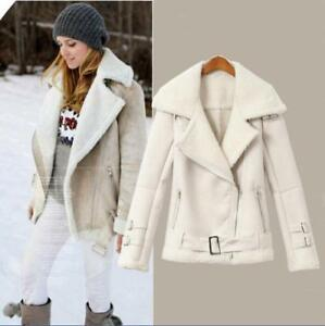 cuir sexy en en manteau pour Manteau court synthétique femmes suède court wAn6Etqp