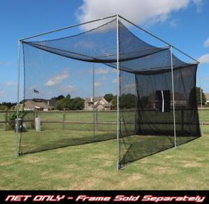 Golf Net Indoor Outdoor 20x10x10 Driving Practice Netting ...