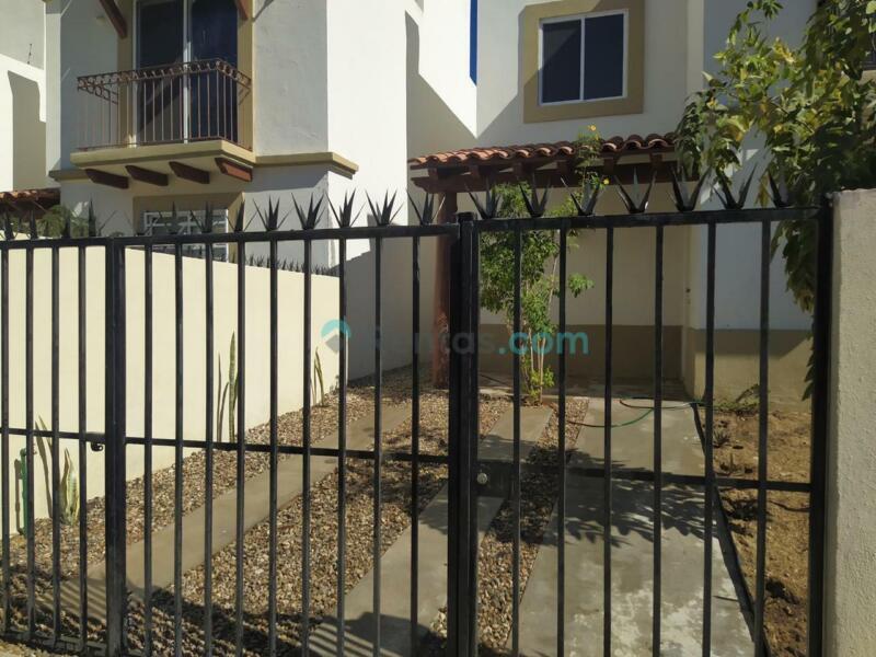 Casa 3 rec, sin muebles, Montereal SJC