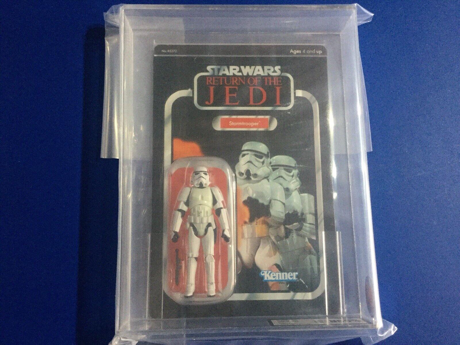 mejor calidad Estrella Wars Hasbro Stormtrooper rojojG U85 De Colección Juguete no no no Afa  estar en gran demanda