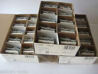 30x Gira System55 Steckdose 018803 reinweiss glänzend