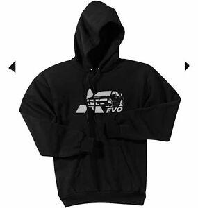 Sweatshirt Mitsubishi EVO Evolution Lancer 4g63 IX VIII 8 9 hoodie hoody shirt   eBay
