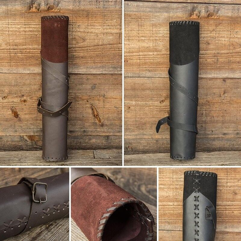 Large Hunters Arrow Quiver   Holder. Ideal for Stage, Costume or LARP