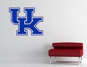 Kentucky Wildcats Wall Decal Vinyl Art Sticker Room Decor Cornhole EXTRA LARGE