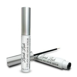 Hairgenics Lavish Lash Eyelash Growth Enhancer Brow Serum Long Lashes Pronexa