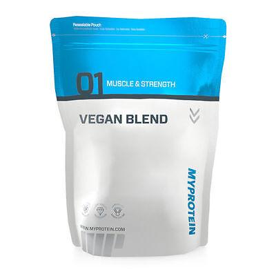 11,56€/kg Myprotein Vegan Blend Protein Eiweiß (2,5kg großer Beutel)