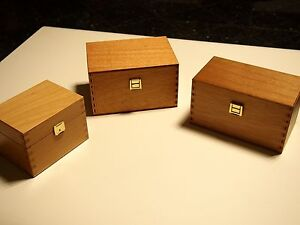 holzkiste mit deckel holz box deko kiste ebay. Black Bedroom Furniture Sets. Home Design Ideas