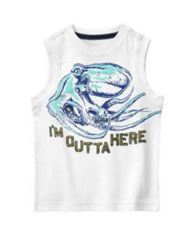 NEW Gymboree boys beach summer short sleeve tee size 4 5 6 7 8 NWT YOU PICK