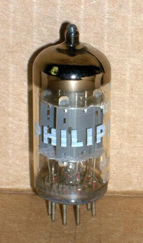 Philips branded Blackburn plant 12AX7A tube One 1974 NOS Mullard 163 B4D3