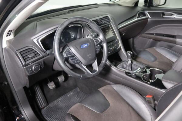 Ford Mondeo 2,0 TDCi 150 Titanium stc. aut. billede 6