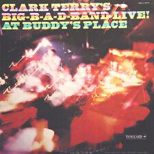 CLARK TERRY Big Band Live At Buddy's Place US Press Vanguard VSD 79373 1976 LP